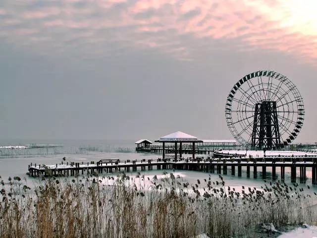 苏州太湖国家旅游度假区图片